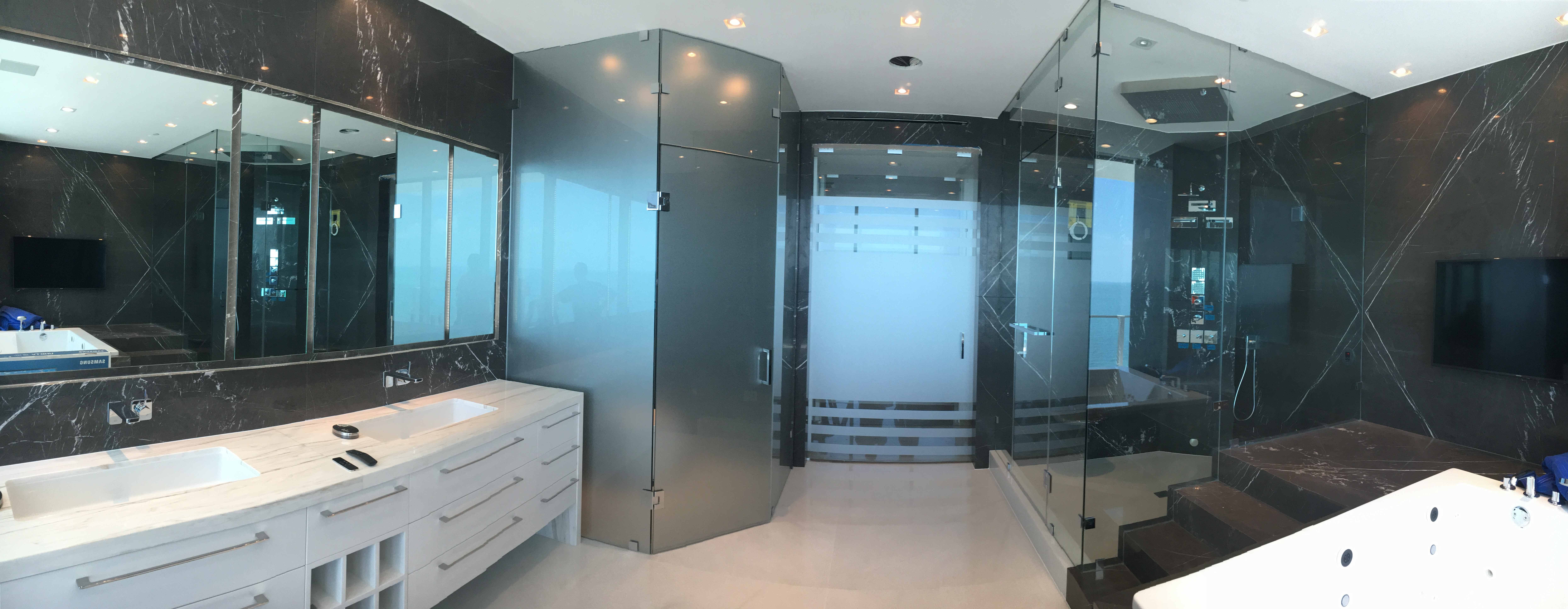 Frameless Shower Doors and Mirrors Miami South Florida