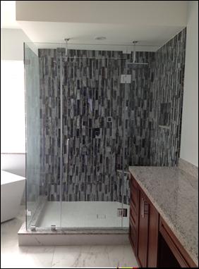 Frameless Bathtub Doors Miami Frameless Shower Doors For Less Overstock Bathtub Frameless